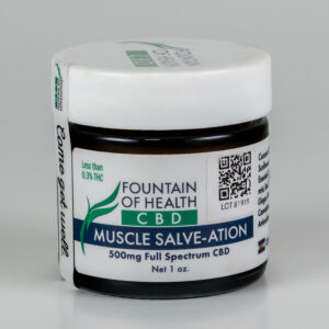 CBD Oil Muscle Salve-ation