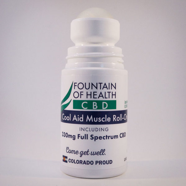 Cool Aid CBD Muscle roll on