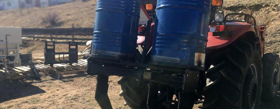 Farm Prep: The Subsoiler